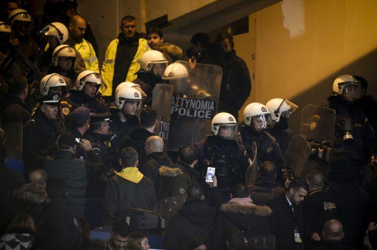 «Φωτιά» η έκθεση της Αστυνομίας για την ΑΕΚ | tanea.gr
