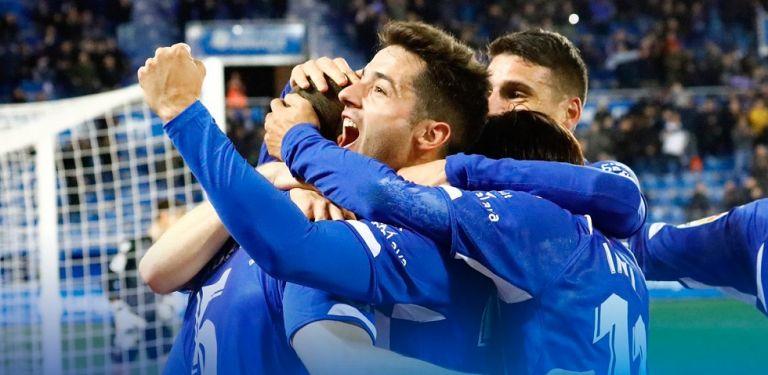La Liga : Ανάκαμψη για Αλαβές, 2-0 τη Λεβάντε   tanea.gr