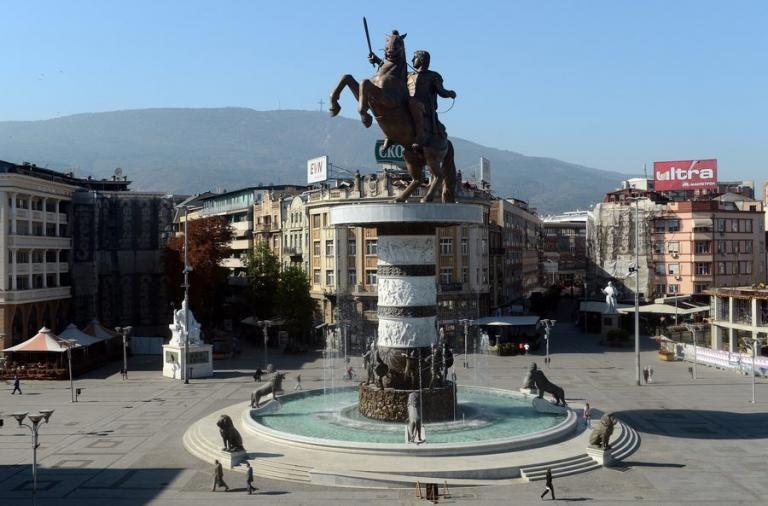 Νόβα Μακεντόνια : Ο Μέγας Αλέξανδρος ήταν «Μακεδόνας» και όχι Ελληνας | tanea.gr