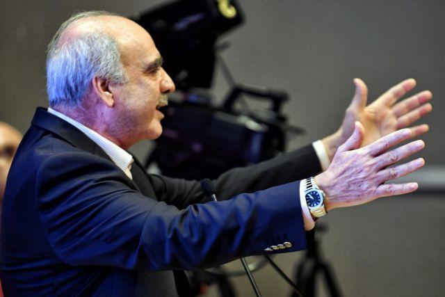 Μεϊμαράκης : Μόνη λύση το πρόγραμμα της Νέας Δημοκρατίας | tanea.gr
