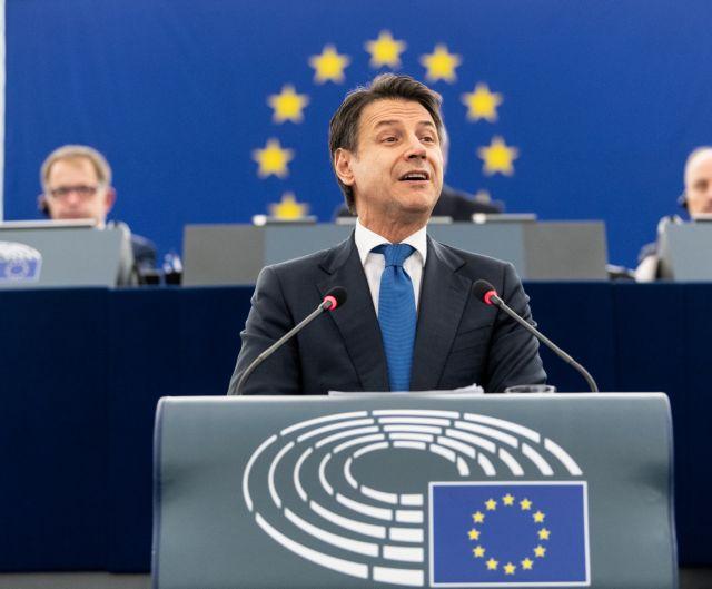Κοινή ευρωπαϊκή φωνή στο ΣΑ του ΟΗΕ ζήτησε ο Τζουζέπε Κόντε   tanea.gr