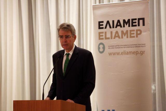 Πάιατ : Χρονιά «ιστορικής προόδου» στις σχέσεις μας με την Ελλάδα | tanea.gr