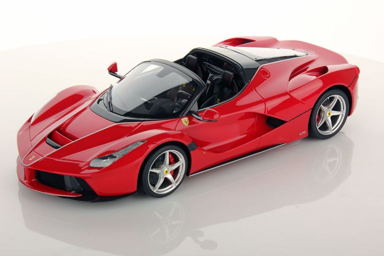 Μια σπάνια Ferrari