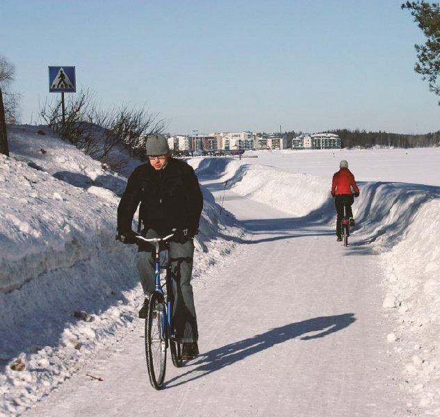 Τι κάνει η Φινλανδία για το ποδήλατο | tanea.gr