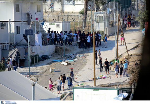 Πυρ και μανία από ανήλικους μετανάστες σε Κέντρο Υποδοχής | tanea.gr