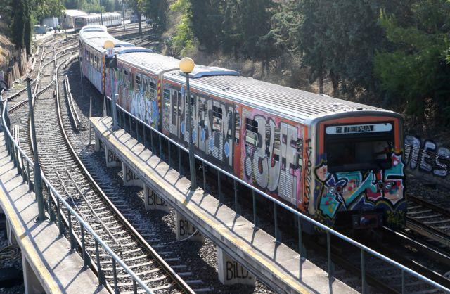Ισπανία: Συνελήφθησαν 18 γκραφιτάδες τρένων | tanea.gr