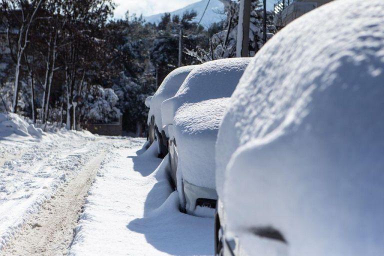 Χειμώνας : Που θα χτυπήσει η κακοκαιρία «Χιόνη» - Δύσκολο το επόμενο διήμερο | tanea.gr