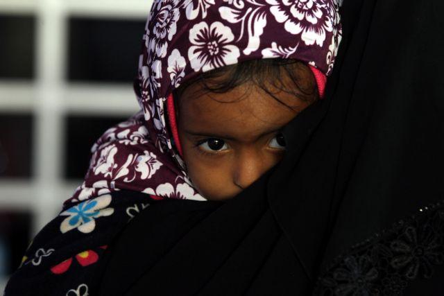 «Καμπανάκι» UNICEF : Παιδιά χρησιμοποιούνται σαν «ανθρώπινες ασπίδες» | tanea.gr