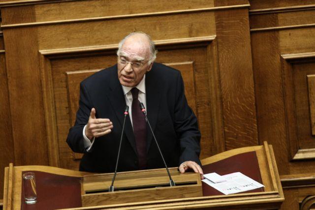 Λεβέντης: Δεν πρόκειται να γίνει ουσιαστική Συνταγματική Αναθεώρηση | tanea.gr