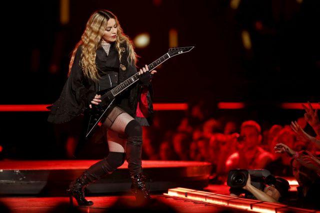 Στον τελικό της Eurovision θα εμφανιστεί η Μαντόνα | tanea.gr