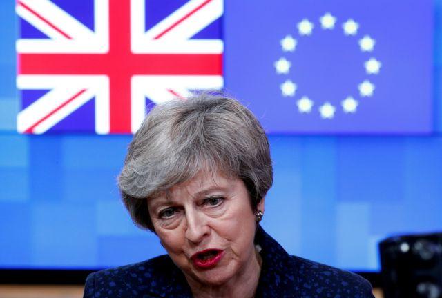 Brexit: Η Τερέζα Μέι «παίζει» με το ρολόι   tanea.gr