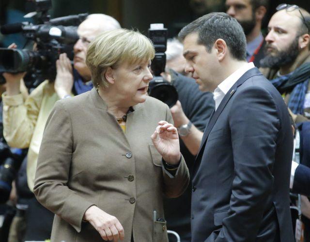 Ντοκιμαντέρ για το παραλίγο Grexit: Οταν η Μέρκελ έβαλε τα κλάματα και «έβγαλε το μπαζούκας» | tanea.gr