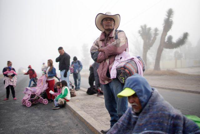 ΗΠΑ : Στέλνει 3.700 στρατιώτες στα σύνορα με το Μεξικό | tanea.gr