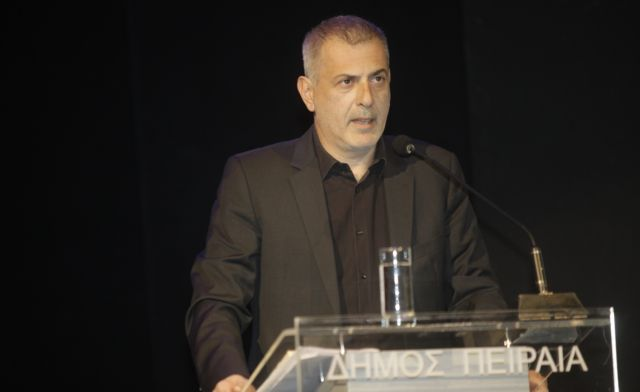 Pireaus Mayor Moralis outlines accomplishments, thanks Marinakis | tanea.gr