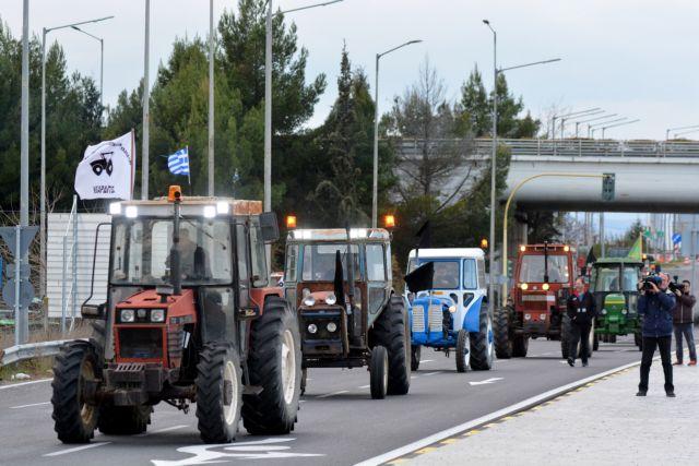 Αγρότες : Η κυβέρνηση στέκεται εχθρικά απέναντί μας   tanea.gr