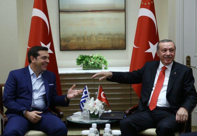 Tsipras, Erdogan to discuss full range of bilateral, regional issues | tanea.gr