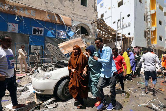Σομαλία: Εντεκα νεκροί από έκρηξη παγιδευμένου αυτοκινήτου | tanea.gr