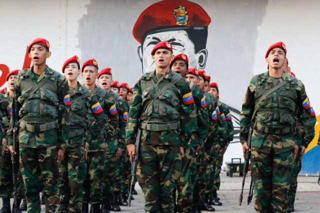 Η Ομάδα της Λίμα ζητά από τον στρατό να στηρίξει τον Γκουαϊδό   tanea.gr