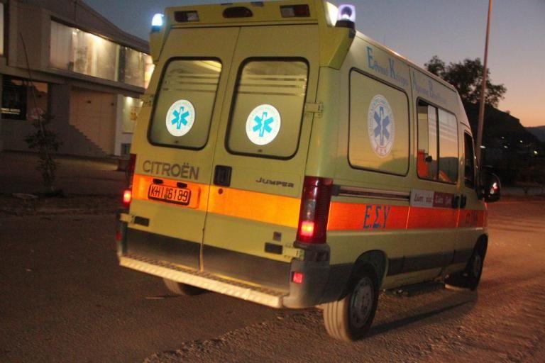 Τροχαίο με 8 τραυματίες σε καταδίωξη διακινητή | tanea.gr