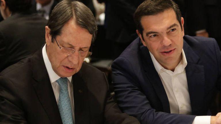 Ο Τσίπρας ενημέρωσε τον Αναστασιάδη για τη συνάντηση με Ερντογάν | tanea.gr
