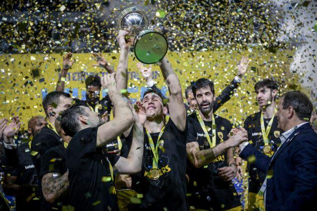 Η ΑΕΚ κέρδισε το Διηπειρωτικό Κύπελλο μέσα στο Ρίο | tanea.gr