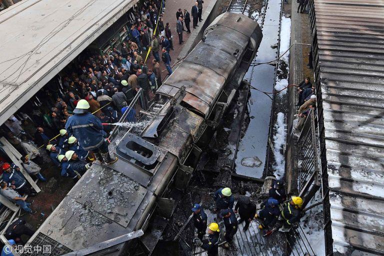 Τρομακτικό βίντεο : Τρένο σκορπίζει τον θάνατο σε ανυποψίαστους επιβάτες | tanea.gr