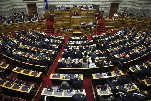 Στη Βουλή την Πέμπτη το πρωτόκολλο ένταξης της ΠΓΔΜ στο ΝΑΤΟ | tanea.gr
