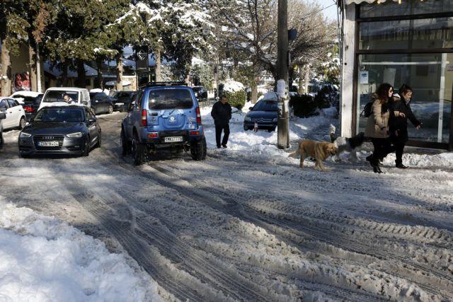 Κακοκαιρία «Χιόνη»: Νέα υποτροπή του καιρού με χιόνια και καταιγίδες | tanea.gr