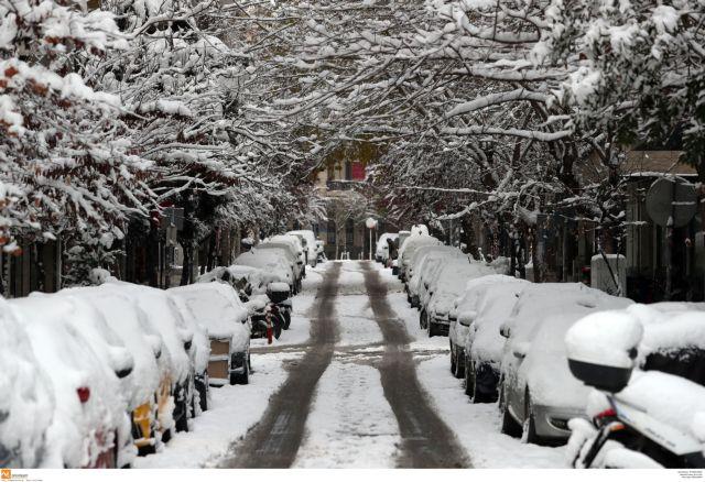 Εκτακτο δελτίο καιρού: Χιόνια και στην Αττική την Τετάρτη | tanea.gr