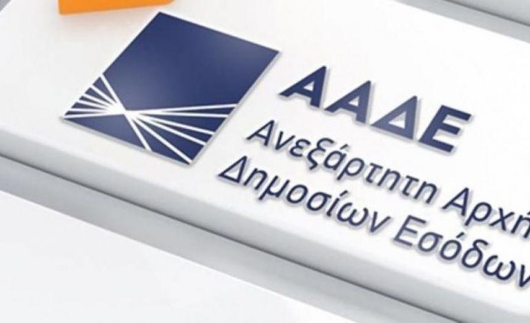 ΑΑΔΕ: Eως τις 30 Απριλίου η δήλωση του επαγγελματικού λογαριασμού   tanea.gr