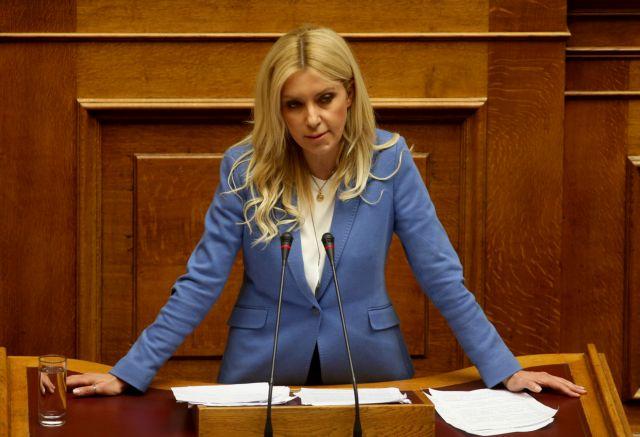 Η Αραμπατζή μηνύει και προκαλεί τον Πολάκη : Μην ξανακρυφτείς πίσω από την ασυλία | tanea.gr
