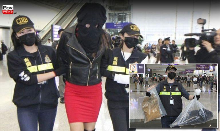 Ελεύθερο το μοντέλο που είχε συλληφθεί για κοκαϊνη - Επιστρέφει στην Ελλάδα | tanea.gr