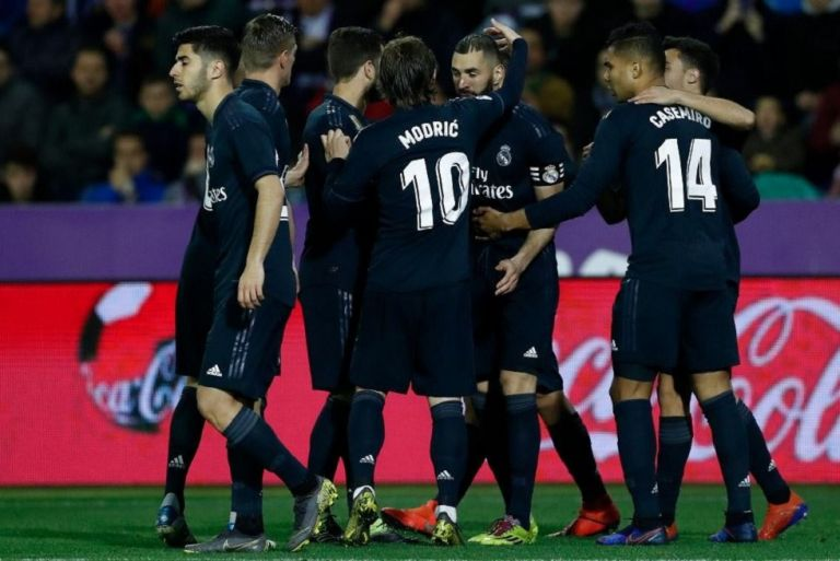 Ρεάλ Βαγιαδολίδ – Ρεάλ Μαδρίτης 1-4 | tanea.gr