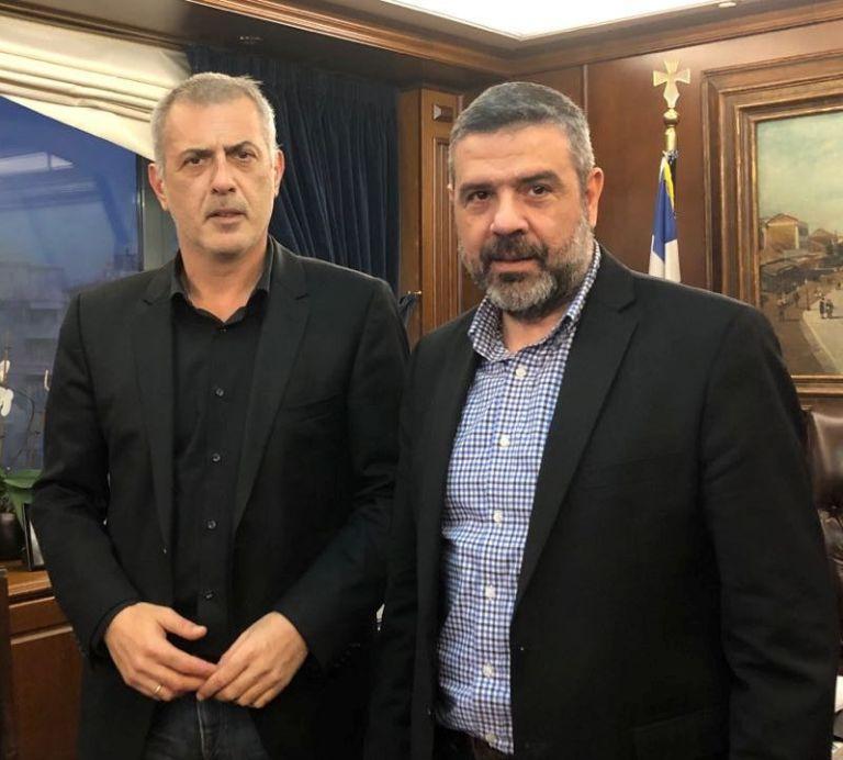 Ο Μύρων Σπιθάκης υποψήφιος με τον συνδυασμό του Γιάννη Μώραλη   tanea.gr