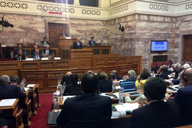 Βουλή: Πρόκληση από Τούρκο βουλευτή ενώ ο ΣΥΡΙΖΑ θέλει... λύση αλά Πρέσπες με την Άγκυρα | tanea.gr