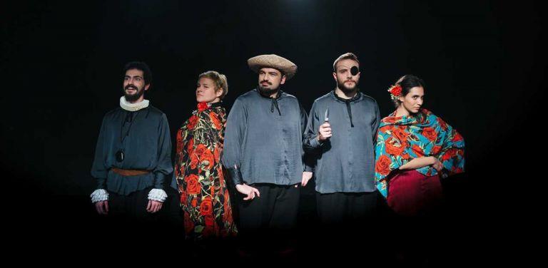 Ο Δον Κιχώτης επιστρέφει σε σκηνοθεσία Ταξιάρχη Χάνου, στο θέατρο «Άλφα –Ιδέα» | tanea.gr