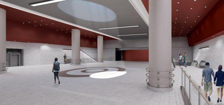 Πώς θα είναι ο νέος σταθμός του Μετρό «Κορυδαλλός» | tanea.gr