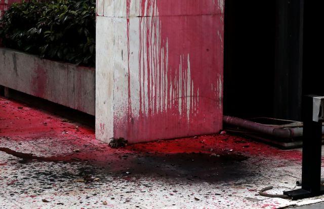 Εισβολή του Ρουβίκωνα στο υπουργείο Περιβάλλοντος | tanea.gr