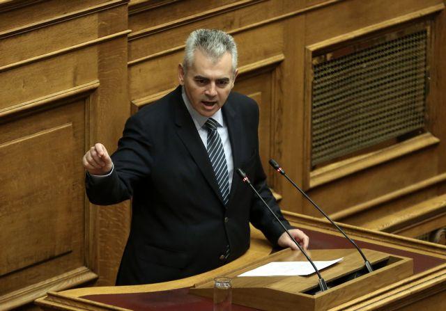 Χαρακόπουλος: Σκανδαλώδης ανοχή της κυβέρνησης σε φαινόμενα βίας και ανομίας | tanea.gr