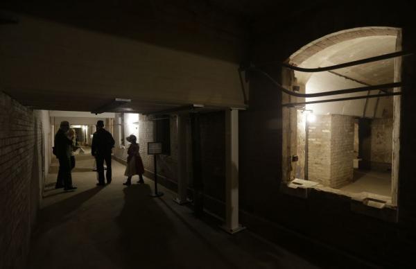 Τι κρύβεται κάτω από τις φημισμένες φυλακές του Αλκατράζ | tanea.gr