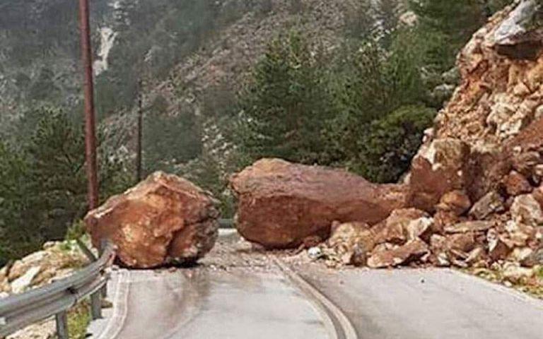 Kακοκαιρία: Σε κατάσταση έκτακτης ανάγκης Κάρπαθoς και Κάσος | tanea.gr