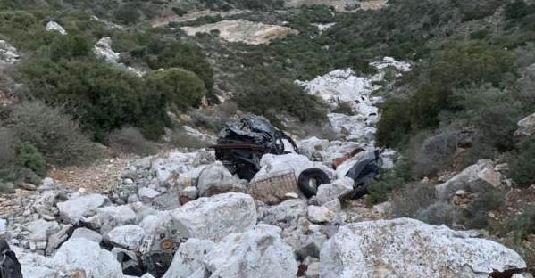 Τροχαίο στην Κρήτη: Σταθερή η κατάσταση της μητέρας - Εκτός κινδύνου τα παιδιά | tanea.gr