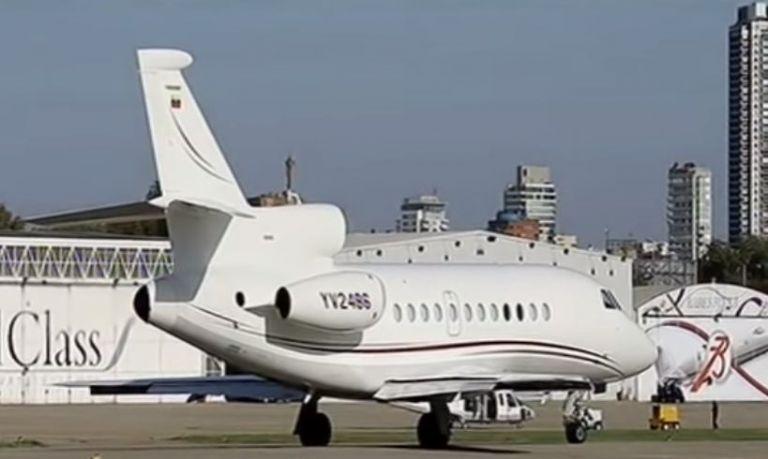 Δεύτερη πτήση-μυστήριο από τη Βενεζουέλα πέταξε πάνω από την Ελλάδα | tanea.gr