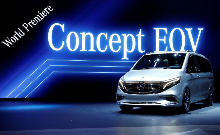 Mercedes-Benz: Με σύμμαχο την ηλεκτροκίνηση και τα υβριδικά στη Γενεύη | tanea.gr
