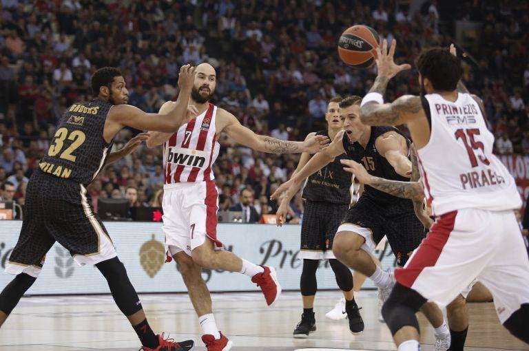 Ολυμπιακός: Έχει τον τρόπο του κόντρα στη Μιλάνο (vids) | tanea.gr