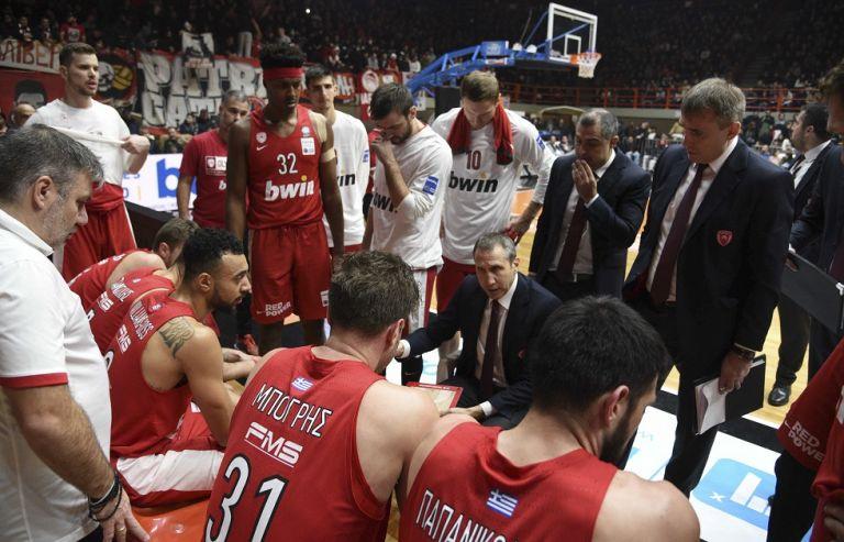 Ολυμπιακός: Με 13 παίκτες στο Μαυροβούνιο | tanea.gr
