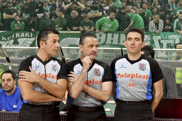 Ολυμπιακός: «Δεν συμμετέχουμε σε ματς με Παναγιώτου, Αναστόπουλο και Μάνο – Μόνο με ξένους διαιτητές με Παναθηναϊκό»   tanea.gr