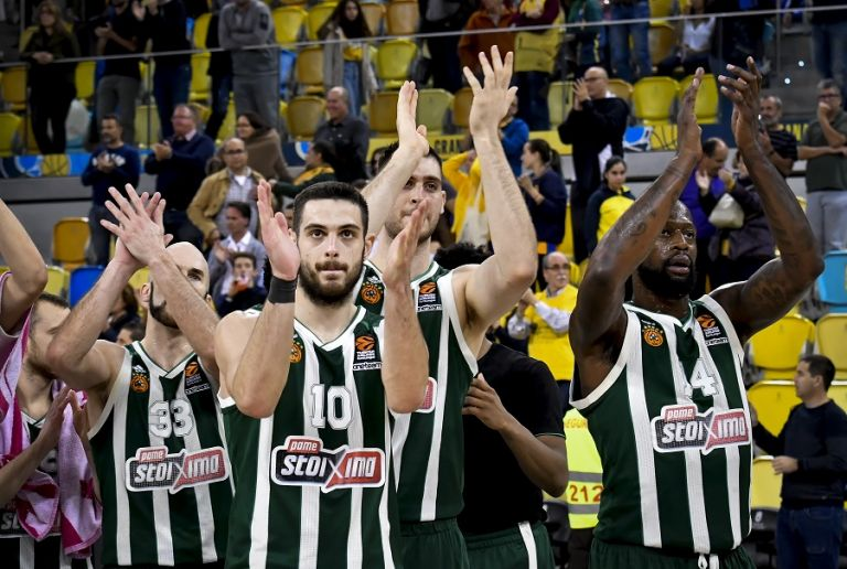Γκραν Κανάρια – Παναθηναϊκός: Ετσι άγγιξαν την «100άρα» οι πράσινοι | tanea.gr