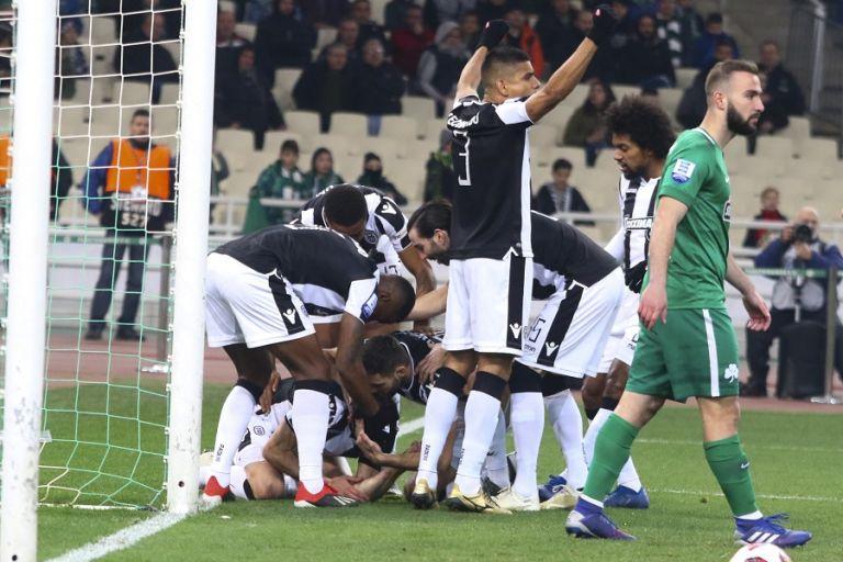 Παναθηναϊκός – ΠΑΟΚ: Το γκολ του Μαουρίσιο στο 2ο λεπτό! (vid) | tanea.gr