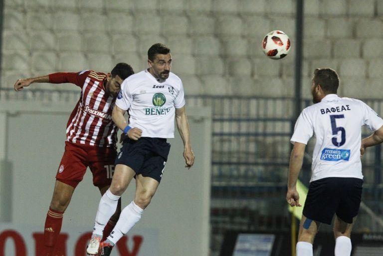 Αυτογκόλ του Στάθη και 1-0 ο Ολυμπιακός (vid) | tanea.gr